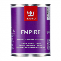 Tikkurila Empire/Тиккурила Эмпире краска для мебели