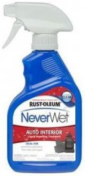 Rust-Oleum Never Wet Auto Interior Liquid Repelling Treatment / Руст-Олеум Невер Вет Авто Интериор Ликид Репеллинг Треанмент Средство Водоотталкивающее для автомобилей