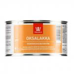 Tikkurila Oksalakka/Тиккурила Оксалака специальный лак для сучков