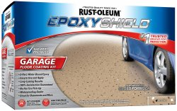 Rust-Oleum Epoxy Shield Garage Floor Coating / Руст-Олеум Эпокси Шилд Гараж Флор Коатинг Покрытие эпоксидное для гаража