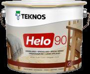 Teknos Helo 90 / Текнос Хело лак по дереву уретано-алкидный, глянцевый