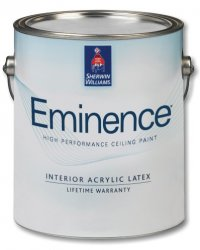 Sherwin Williams Eminence Ceiling Paint / Шервин Вильямс Эминенс Целинг Пейнт краска для потолков